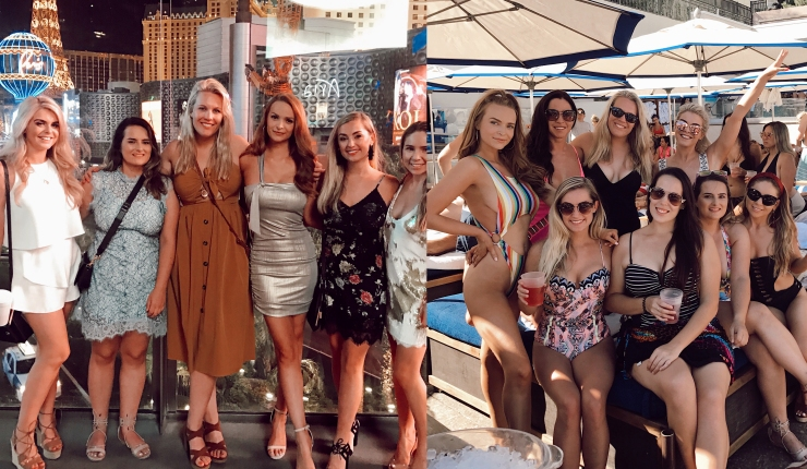 Las Vegas Ola Memoirs Party