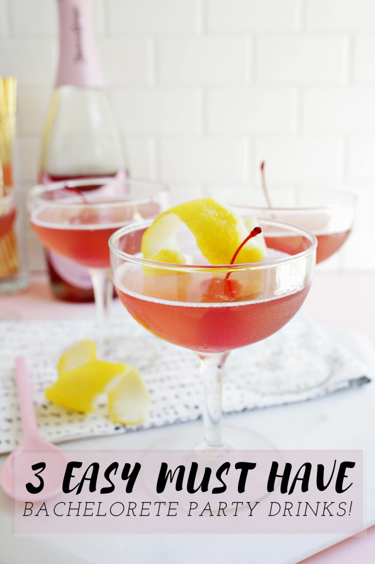 Pinterest Bachelorette Party drink