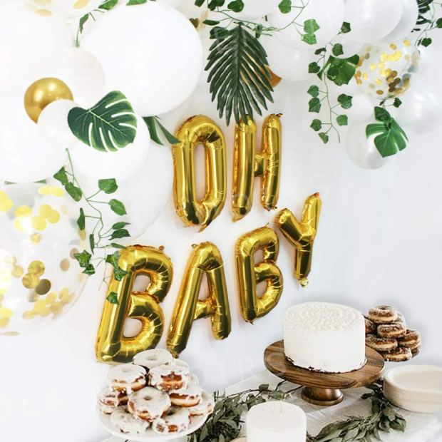 Oh Baby Shower Decorations