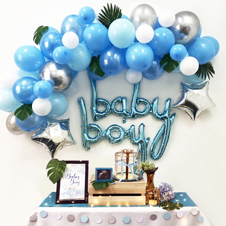 Baby Shower Decorations for Boy (1)