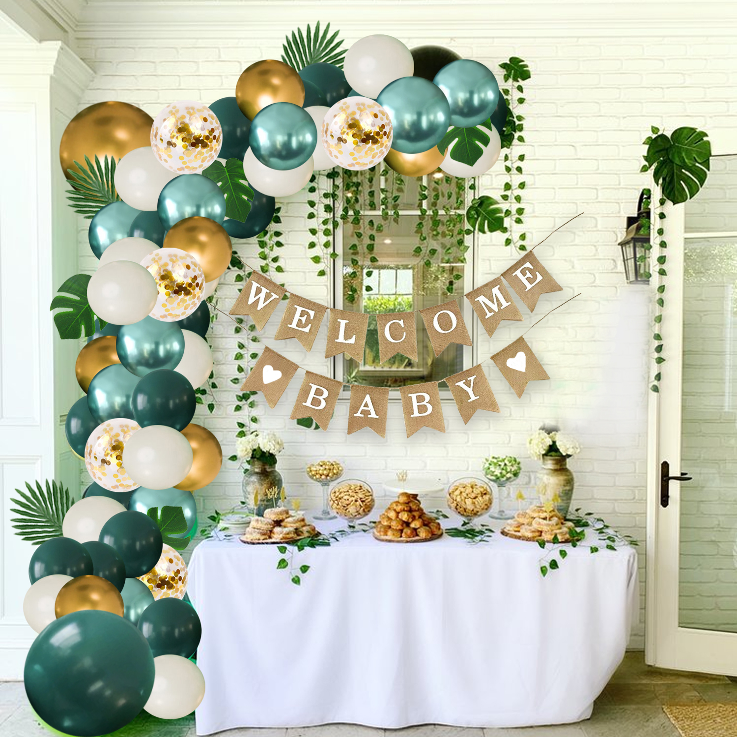 Birthday Party Decorations Supplies Kit