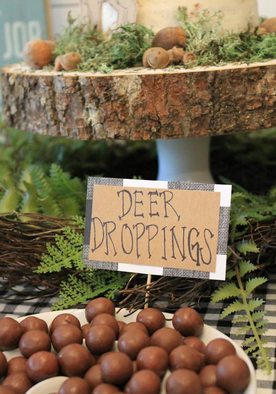 woodland-deer-droppings